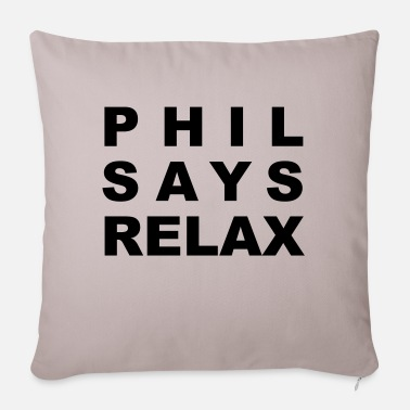Phil Phil - Sofa pillow with filling 45cm x 45cm