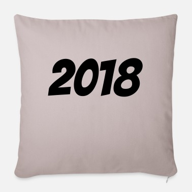 2018 2018 - Sofa pillow with filling 45cm x 45cm