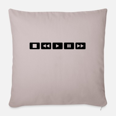 Dvd DVD - Sofa pillow with filling 45cm x 45cm