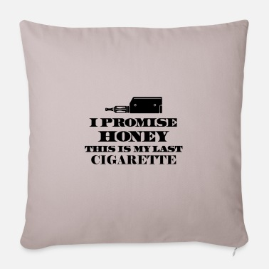 The promise - Sofa pillow with filling 45cm x 45cm