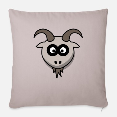 Goat goat goat - Sofa pillow with filling 45cm x 45cm