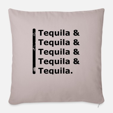 Tequila Tequila & Tequila - Sofapude med fyld 44 x 44 cm