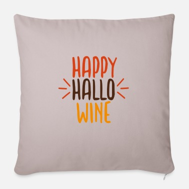 Pumpkin Happy Halloween - Sofa pillow with filling 45cm x 45cm