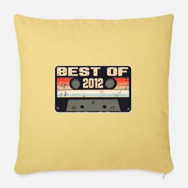 Legends Vintage 2012 birthday retro vintage gift - Sofa pillow with filling 45cm x 45cm