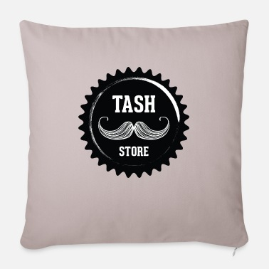Donation Tash Store logo - Sofa pillow with filling 45cm x 45cm