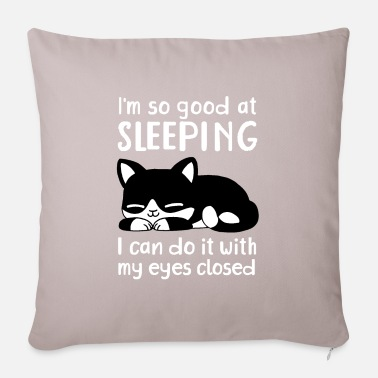 Quotes quotes - Sofa pillow with filling 45cm x 45cm