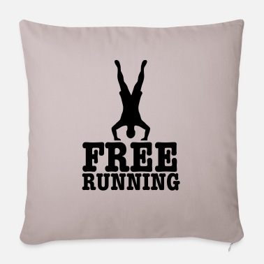 Free Running free running - Sofa pillow with filling 45cm x 45cm