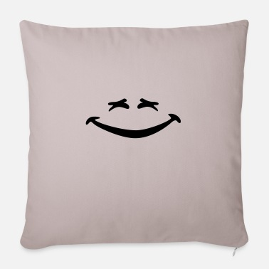 Laughter Laughter - Sofa pillow with filling 45cm x 45cm