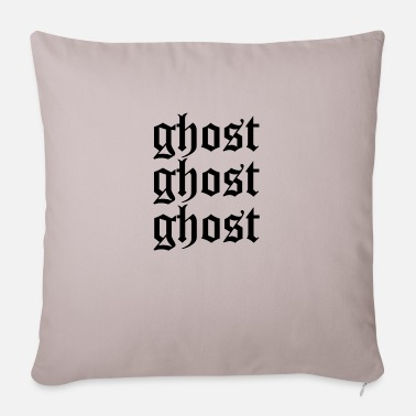 Ghost Ghost ghost ghost - Sofa pillow with filling 45cm x 45cm