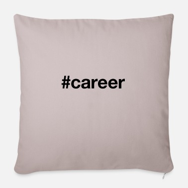 Career CAREER - Sofa pillow with filling 45cm x 45cm