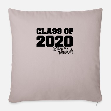 Geek Class Of 2020 Rejected Teacher - Sofa pillow with filling 45cm x 45cm