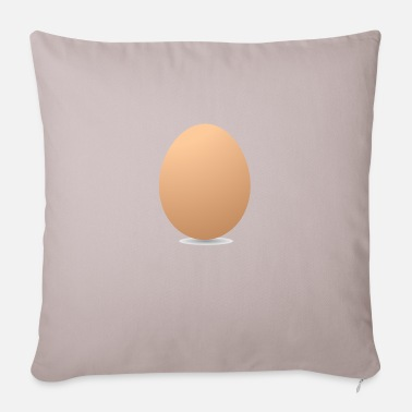 Egg World Record Egg Instagram Egg Egg Eggs - Sofa pillow with filling 45cm x 45cm