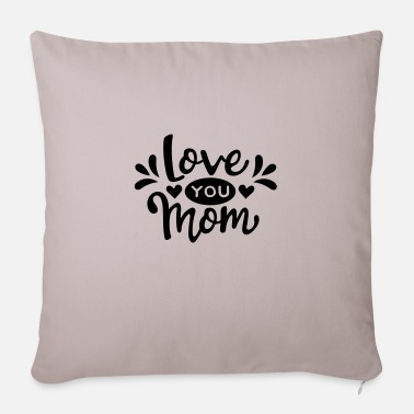 Cash Money Love You Mom SVG Cut File 2 - Sofa pillow with filling 45cm x 45cm