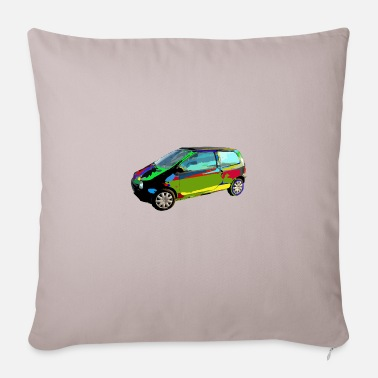 My car - Sofa pillow with filling 45cm x 45cm