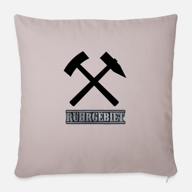 Ruhr City Ruhr - Sofa pillow with filling 45cm x 45cm