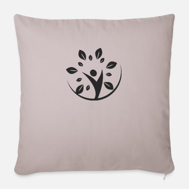 Ecology ecology - Sofa pillow with filling 45cm x 45cm