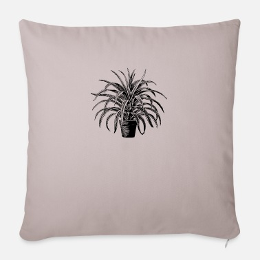 Houseplant houseplant - Sofa pillow with filling 45cm x 45cm