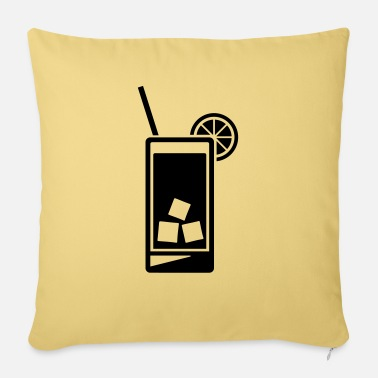 Long Drinks Long drink - Sofa pillow with filling 45cm x 45cm
