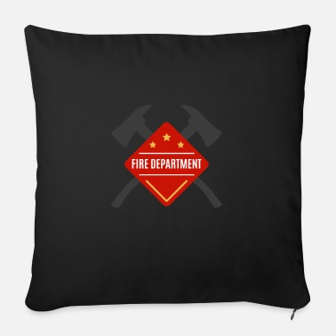 Fire Department Fire Department - Fire Department - Sofa pillow with filling 45cm x 45cm