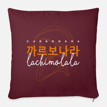 Korean Pop Lachymolala Municipality - Sofa pillow with filling 45cm x 45cm