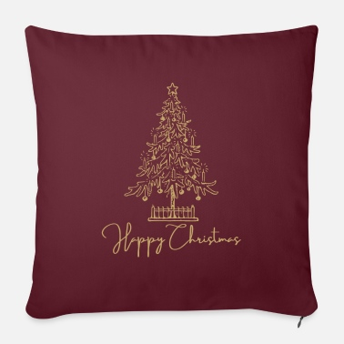 Christmas Merry Christmas merry - Sofa pillow with filling 45cm x 45cm