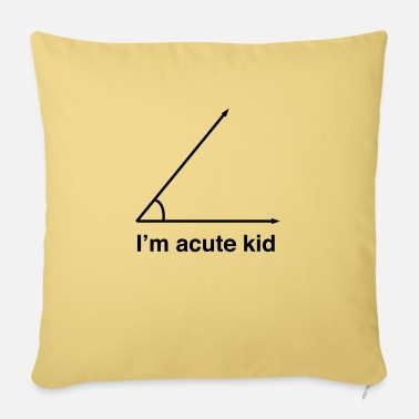 Acute I'm Acute Kid - Sofa pillow with filling 45cm x 45cm
