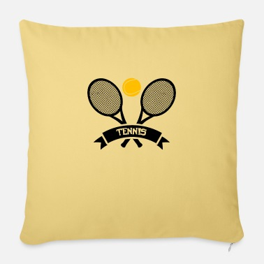 Murray Tennis Tennis! - Sofa pillow with filling 45cm x 45cm