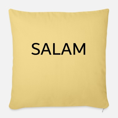 Salam salam (سلام) - Sofa pillow with filling 45cm x 45cm