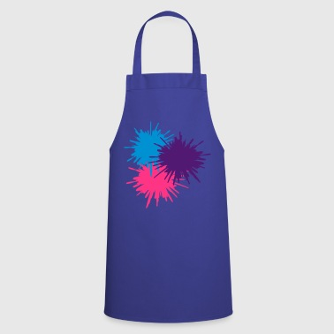 Paint splodge - Cooking Apron