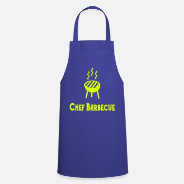 Chef Chef Barbecue - Fartuch