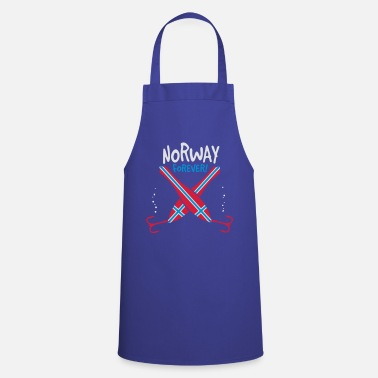 Norway Norway Forever! - Cooking Apron