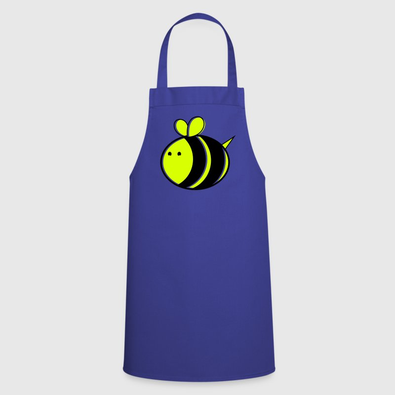 super big cute bumble bee - Cooking Apron