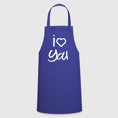 love you - Cooking Apron