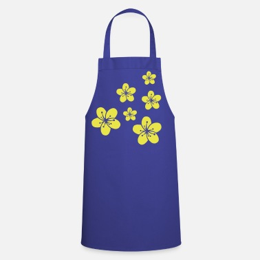 Sun Flower flower sun summer - Cooking Apron