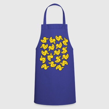 Many Duck - Cooking Apron