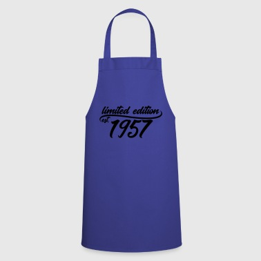 Limited edition est 1957 - Cooking Apron