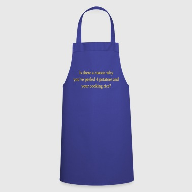 potatoes - Cooking Apron