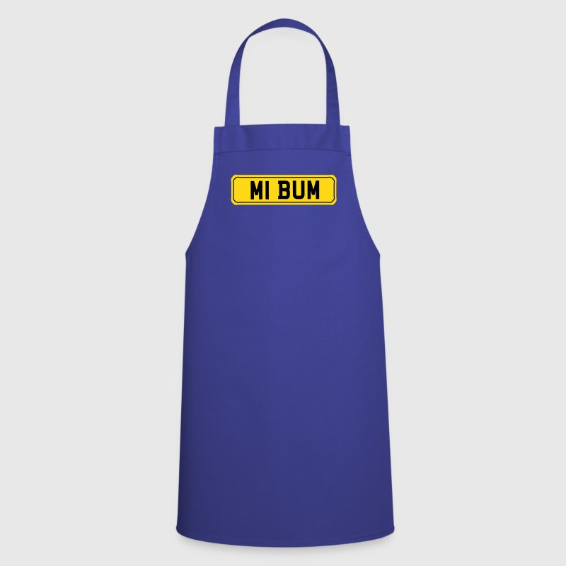 My Bum - Cooking Apron