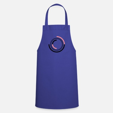 Circular Circular Path - Cooking Apron