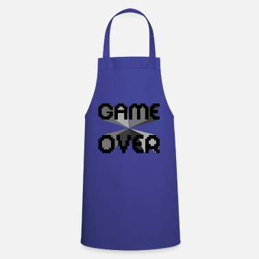 Over Game Over - Apron