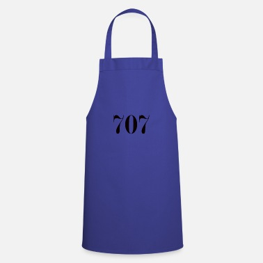 Lucky Number Number 707 lucky number - Apron