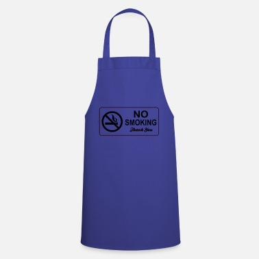 Smoking no smoking - Apron