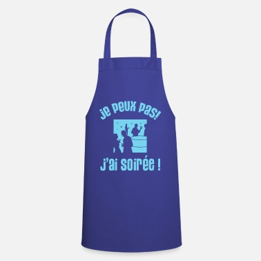 Evening I CAN'T EVEN EVENING - Apron