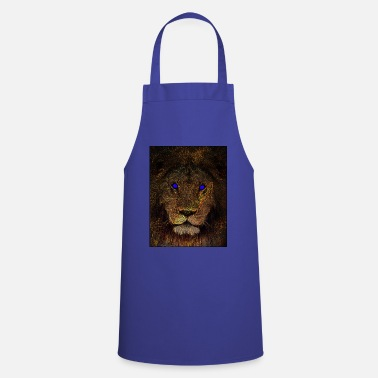 Mythical mythical lion - Apron
