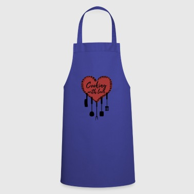 Cuisine Cooking With Love - Cooking Apron