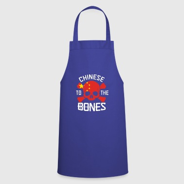 Chinese Chinese to the bones - Cooking Apron