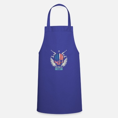 Patriot Patriots USA Patriots Day - Apron