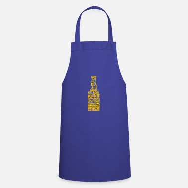 Beer Festival beer! party festival drinks - Cooking Apron