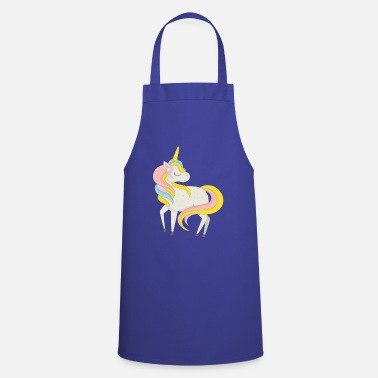 Pretty Pretty Unicorn - Tablier de cuisine