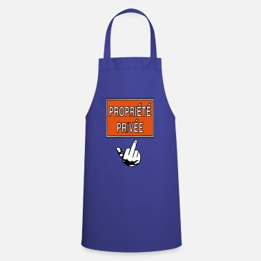 Privateer private property - Apron